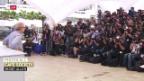 Video «Woody Allen eröffnet Cannes» abspielen