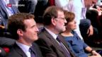 Video «Generationenwechsel bei Spaniens Konservativen» abspielen