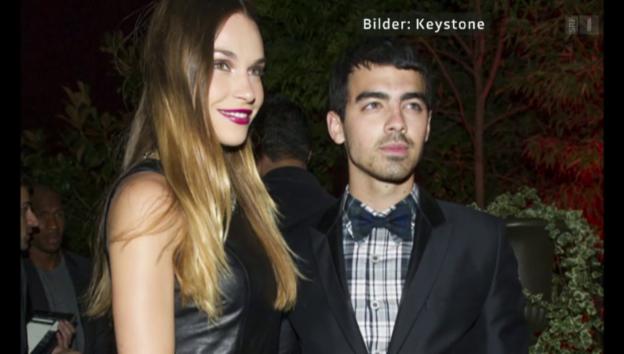 Video «Blanda Eggenschwiler über ihre Beziehung zu Joe Jonas» abspielen