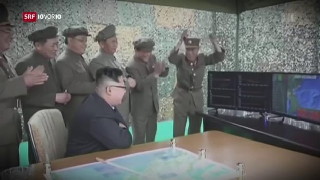 Video «Was tun mit Nordkorea?» abspielen