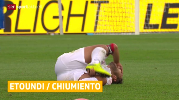 Video «Fussball: Super League, Etoundi/Chiumiento» abspielen