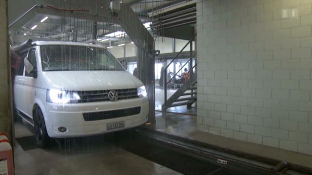 Autowaschstrassen im Test: Nur jede dritte Anlage glänzt!
