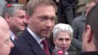 Video «Dreikönigstreffen der deutschen FDP» abspielen