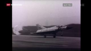 Video «50 Jahre Mirage-Affäre» abspielen