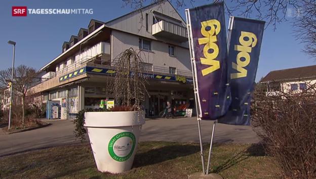 Video «Volg expandiert in Westschweiz» abspielen