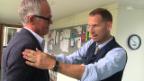 Video ««Das Jackett ist schön kurz»: Christoph Keller» abspielen
