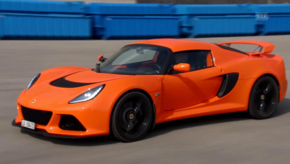 Lotus Exige S: technische Info