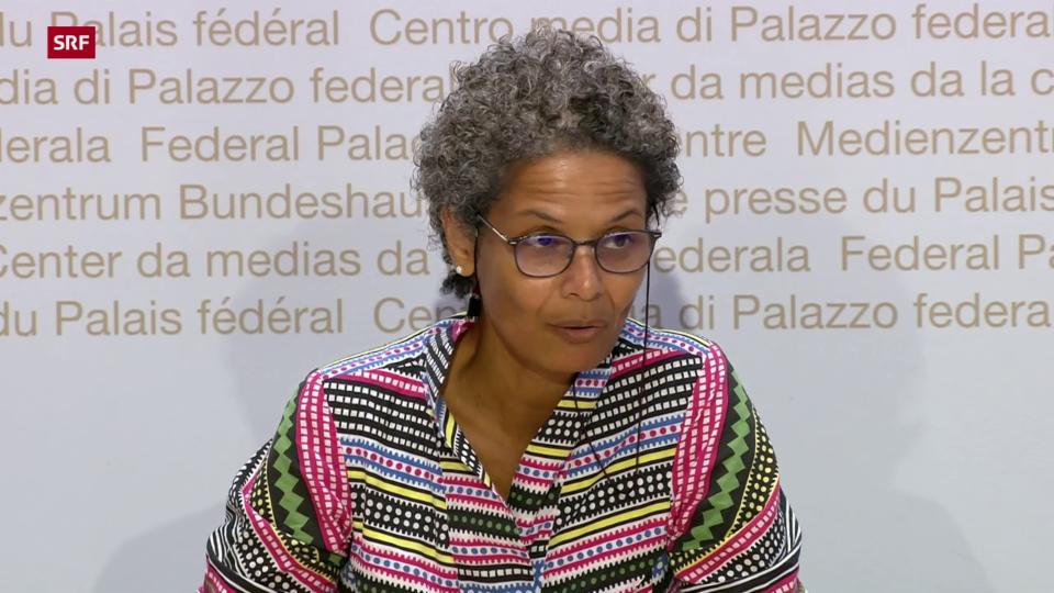Linda Nartey: «Der erhoffte Nutzen wird erst mit einer höheren Impfabdeckung erreicht»