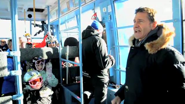 Rob Spence Flight Entertainment Teil 2