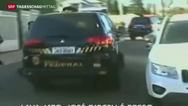 Video «Ehemaliger Kabinettschef verhaftet» abspielen