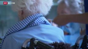 Video «Kommt die Pflegeversicherung für alle?» abspielen