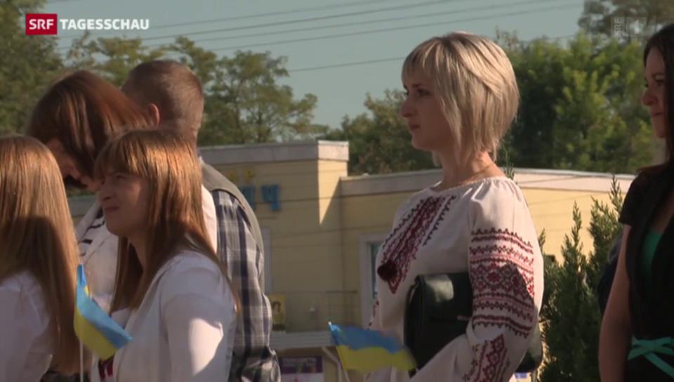 """Ukraine: """"Das Leben ist teuer geworden"""""""