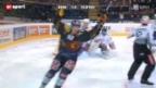 Video «NLA: SC Bern - Kloten Flyers» abspielen