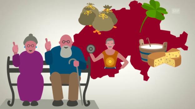 Video «Warum leben wir Schweizer so lange?» abspielen