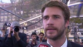 Video «Liam Hemsworth – der Mädchenschwarm» abspielen