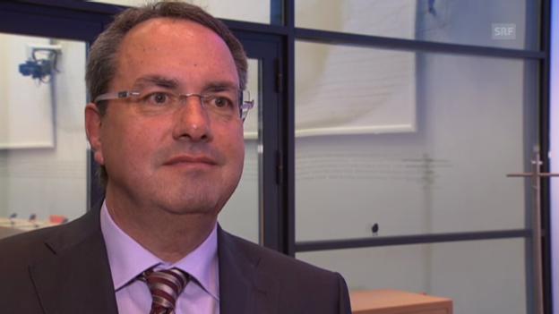 Video «Interview mit Bahn-Experte Paul Blumenthal» abspielen