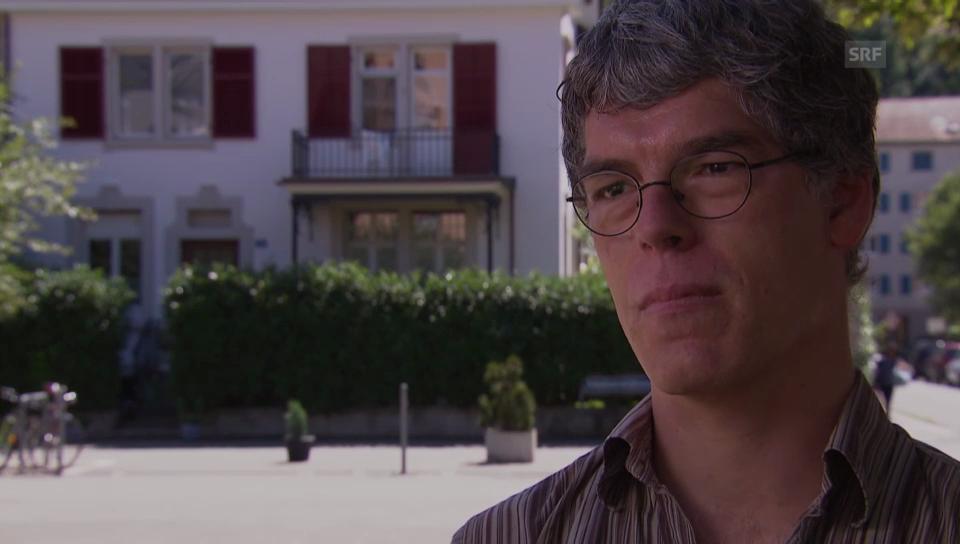 Peter Streckeisen im Tagesschau-Interview