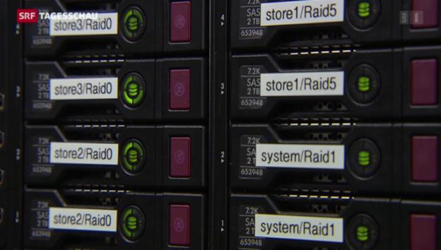 Video «IT-Debakel beim Bund» abspielen