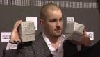Video «Stress gewinnt erneut einen «Swiss Music Award»» abspielen