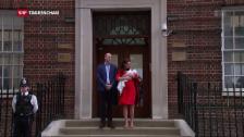 Link öffnet eine Lightbox. Video Drittes Baby für Kate und William abspielen