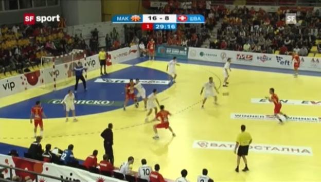 Video «Mazedonien-Schweiz («sportaktuell»)» abspielen