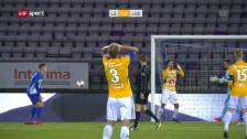 Link öffnet eine Lightbox. Video Lausanne dreht die Partie gegen Luzern abspielen