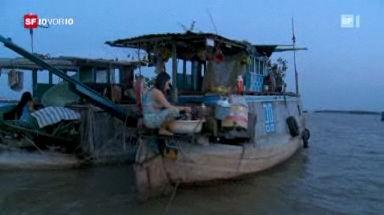 Das grosse Geschäft mit dem Pangasius-Fisch