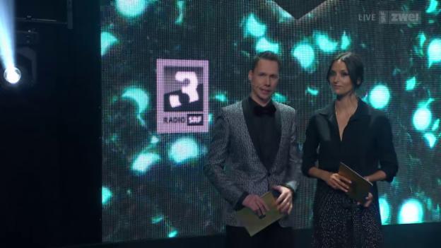 Video ««Swiss Music Awards 2015» - die ganze Sendung» abspielen