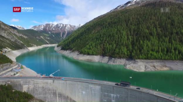 Video «Schweiz aktuell vom 17.06.2016» abspielen