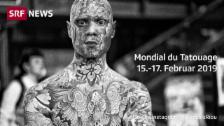 Link öffnet eine Lightbox. Video Tattoo-Künstler in Paris abspielen