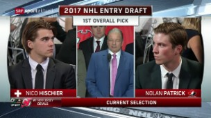 Video «Alles zum NHL-Draft» abspielen