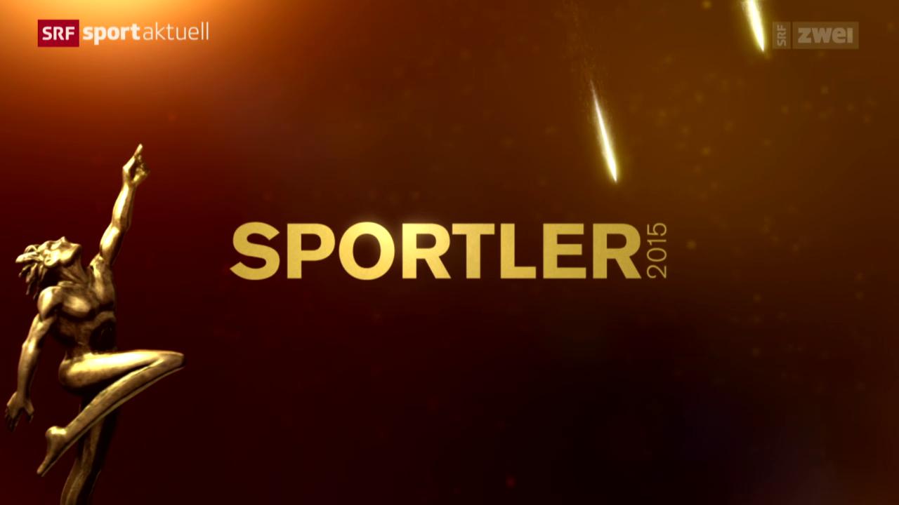 Sports Awards: Die nominierten Athleten