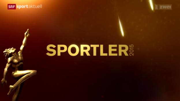 Video «Sports Awards: Die nominierten Athleten» abspielen