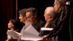 Video «Cinema for Life: Stars gegen den Krebs» abspielen