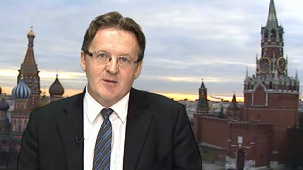 Video «Einschätzung von Christof Franzen, SRF-Korrespondent in Moskau» abspielen