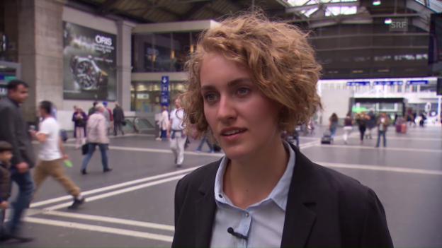 Video «Die Kulturwelt von Flavia Kleiner» abspielen