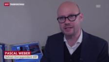 Video «Pascal Weber zum Zustand der ägyptischen Revolution» abspielen