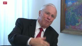 Video «Blocher im Interview» abspielen