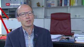 Video «Matthias Kamber tritt ab» abspielen