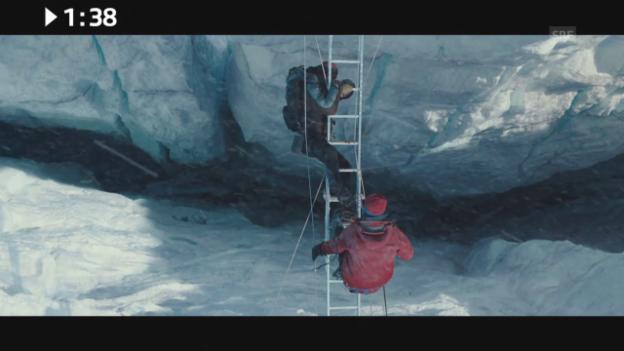 Video «Filmstart der Woche: «Everest»» abspielen