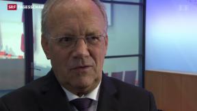 Video «Kein Konjunkturprogramm für die Schweiz» abspielen