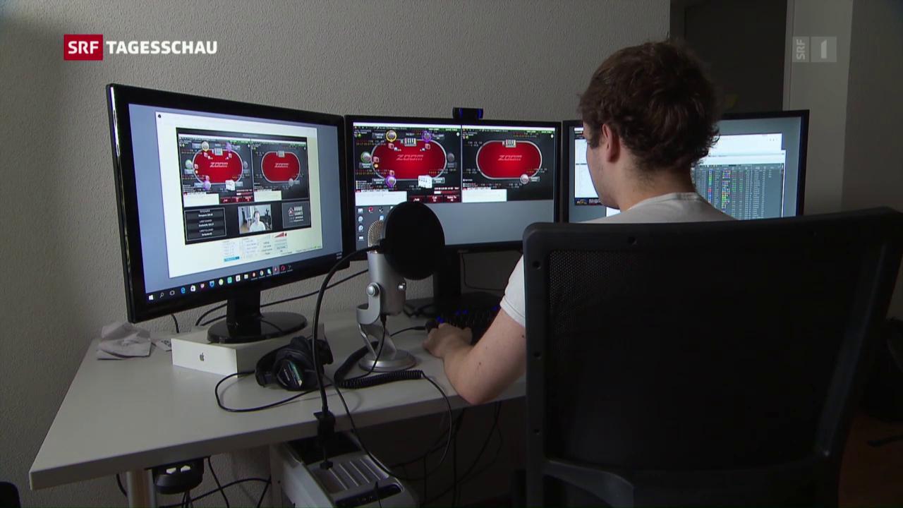 Geldspiele im Internet werden gesperrt