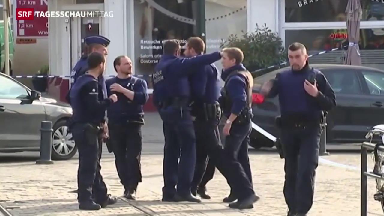 Brüssel: Zwei Verdächtige bei Terror-Razzia gefasst