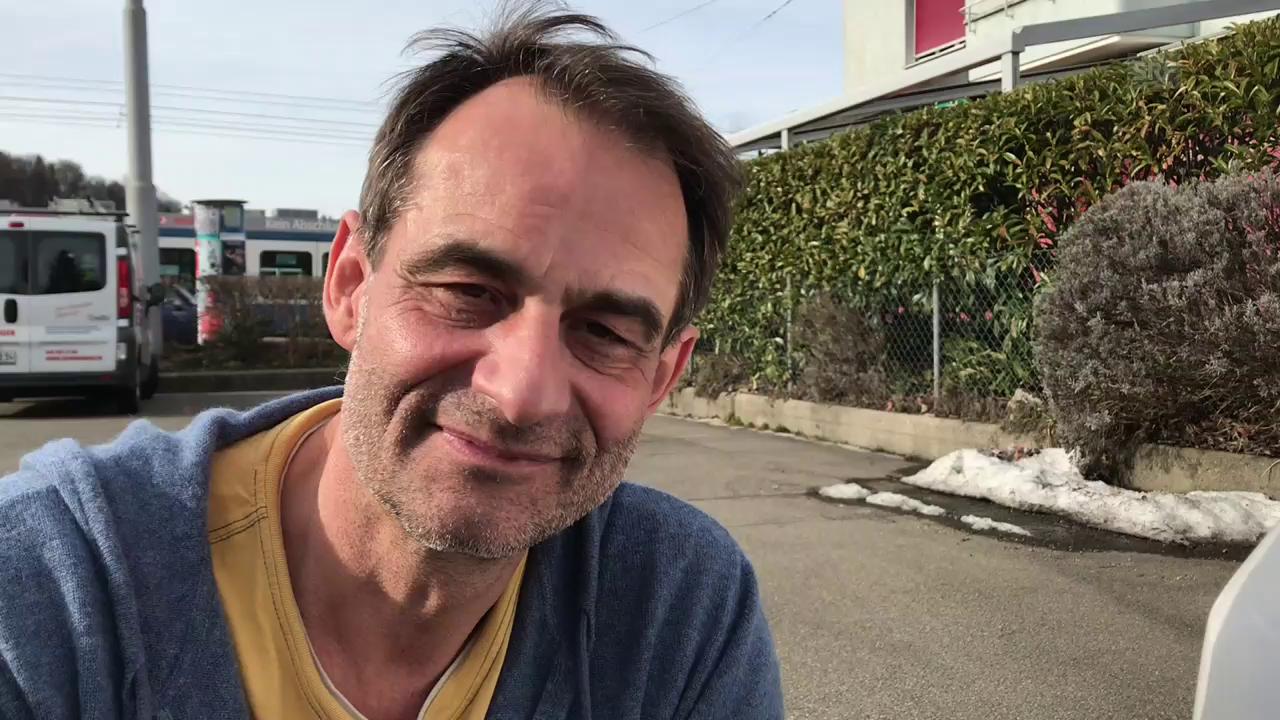 Thomy Scherrer: «Vier Ziffern verraten das Alter eines Pneus»