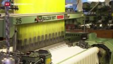 Video «Schweizer Wirtschaft stagniert» abspielen