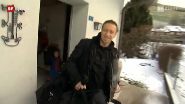 Video «Nati-Debüt von Jörg Reber» abspielen