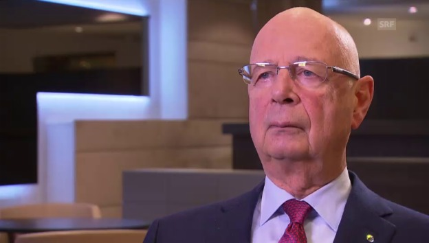 Video «Das ganze Interview mit WEF-Gründer Klaus Schwab» abspielen