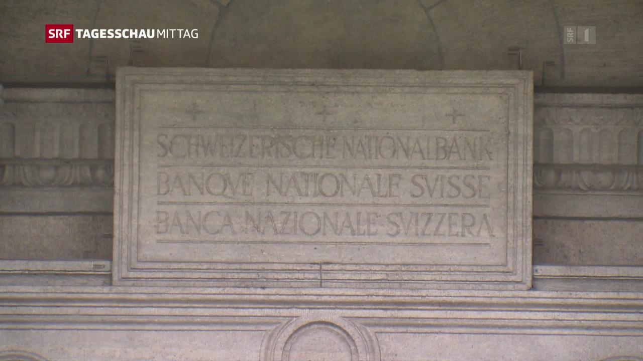 Vierteljährliche Lagebeurteilung der SNB