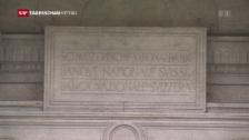 Video «Vierteljährliche Lagebeurteilung der SNB» abspielen