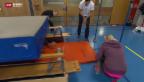 Video «Die Polizeischule - Wann darf ein Polizist schiessen?» abspielen